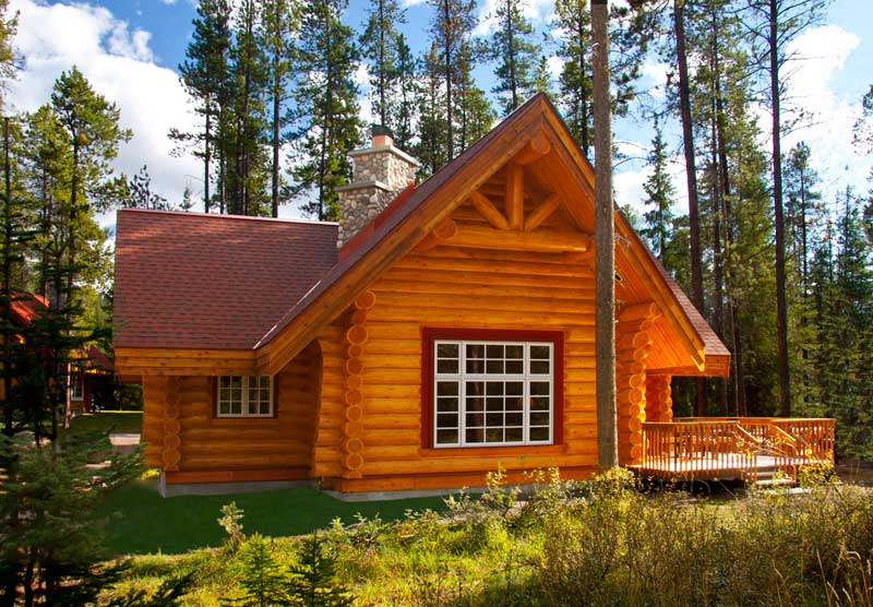 Luxury Log Cabin 5