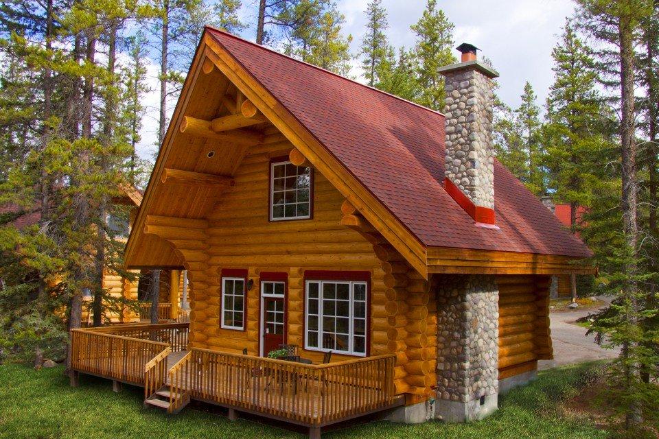Luxury Log Cabin 3