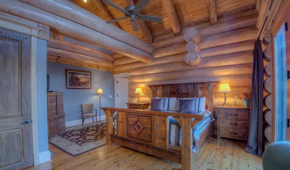 Log House Master